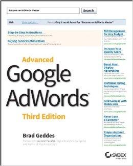 Advanced Google Adwords - Third Edition