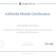 Certificazione AdWords Mobile 2017