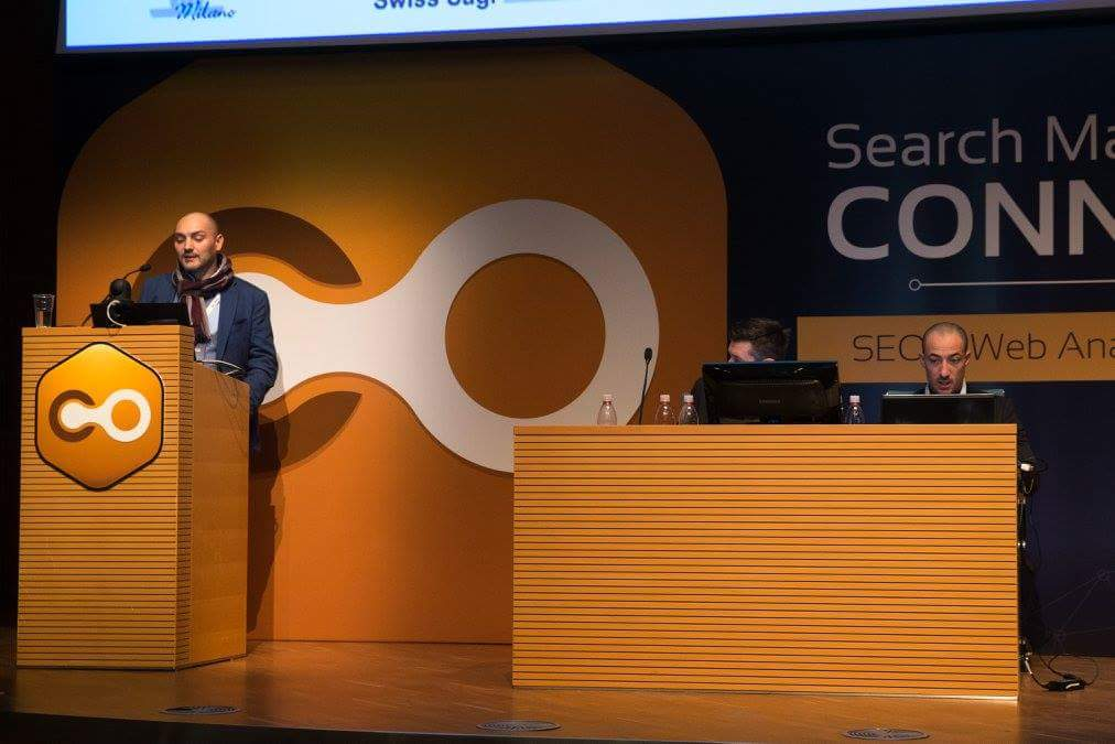 Giovanni Sacheli relatore Search Marketing Connect 2016