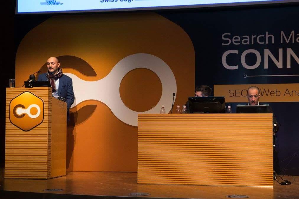 Giovanni Sacheli Relatore Search Marketing Connect 2016