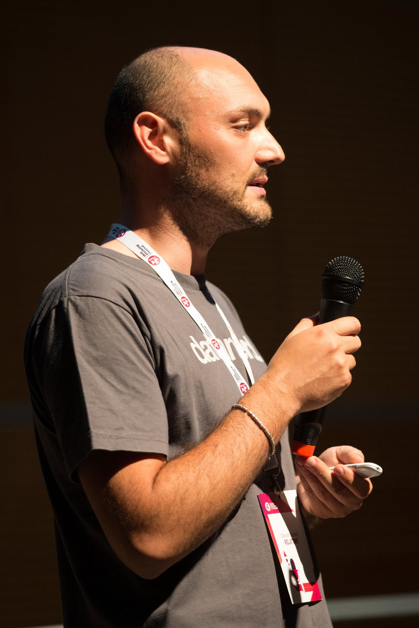 Giovanni Sacheli al Web Marketing Festival 2017