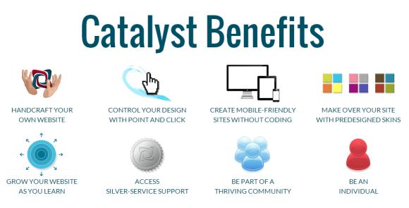 Catalyst Framework e tema per WordPress