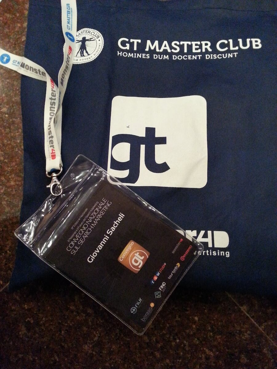 Convegno GT 2013