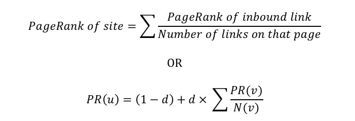 PageRank, tutto quello che devi sapere