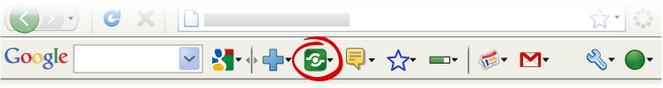 La Google Toolbar