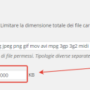 Aumentare le dimensioni dei file in upload in ambiente PHP-Nginx