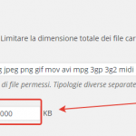 Aumentare le dimensioni dei file in upload in ambiente PHP-Nginx