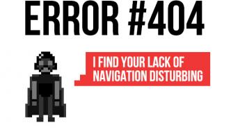 Come gestire gli errori 404