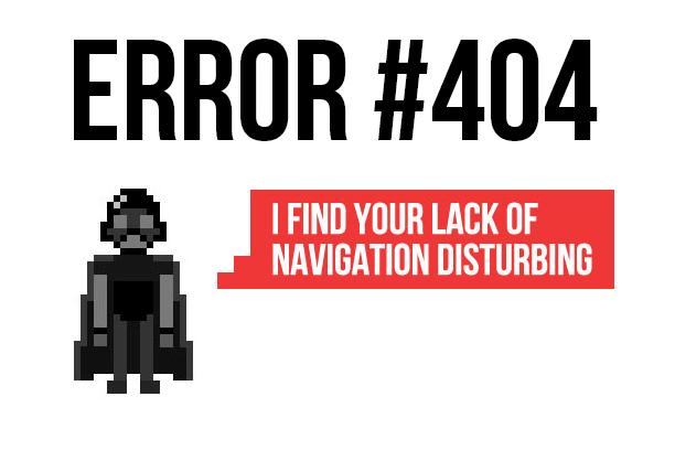 Errori 404