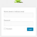 Come cambiare il logo nella pagina login di WordPress