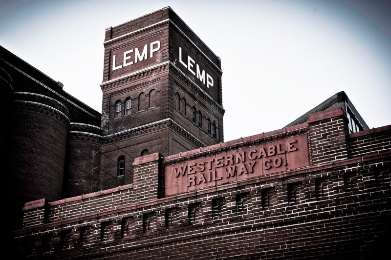 Western Cable RR and Lemp Malting