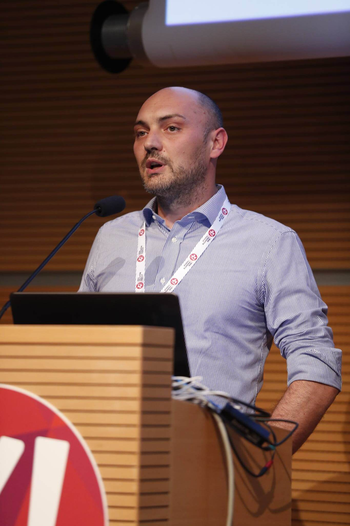 Giovanni Sacheli al Web Marketing Festival 2018