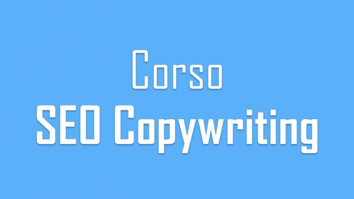 Corso SEO Copywriting
