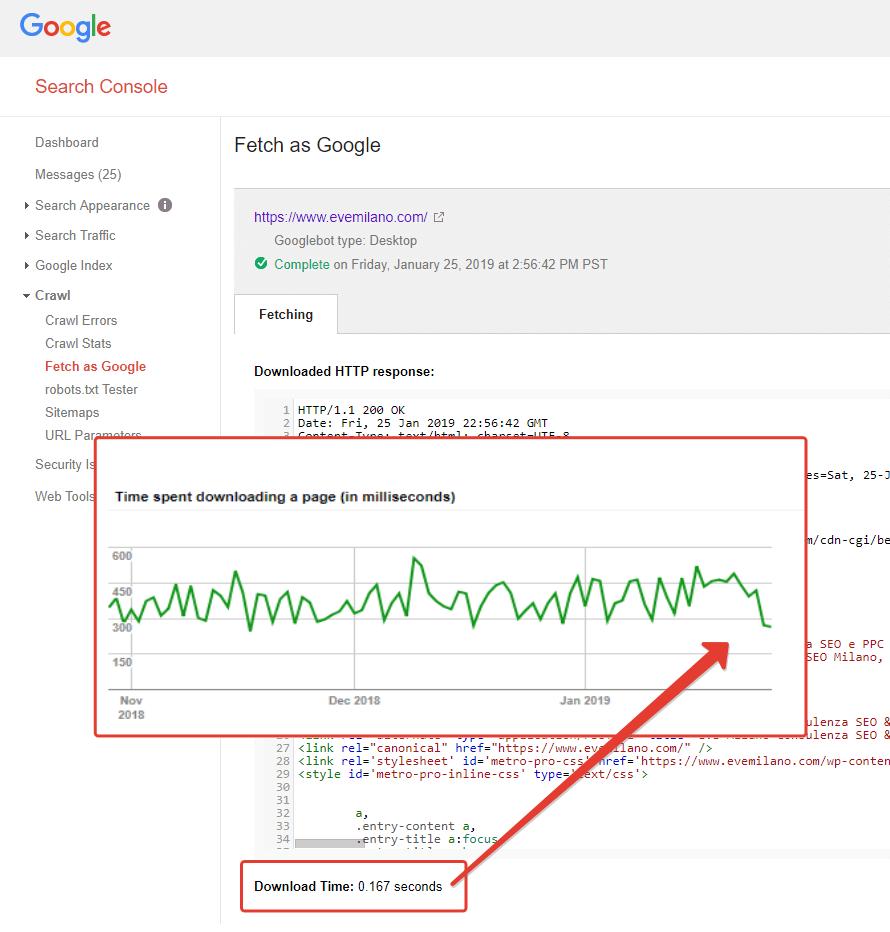 Ridurre i tempi di download con OPCACHE