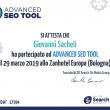 Attestato Advanced SEO Tool 2019