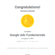 Google Ads Fundamentals 2019
