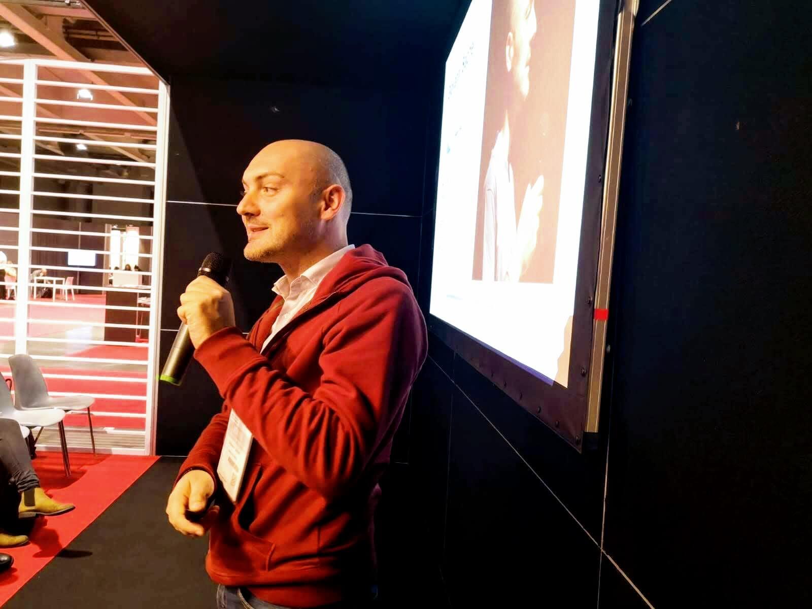 SMAU 2019 Giovanni Sacheli
