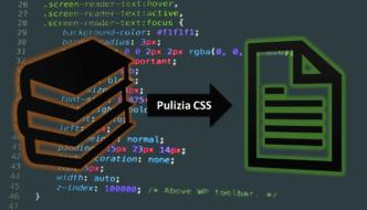 Come rimuovere regole CSS inutilizzate da un sito?
